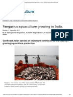 Pangasius Aquaculture