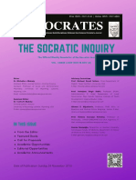 The Socratic Inquiry Newsletter Vol 1 Issue 4 (2019)