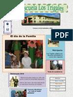 Diario Escolar Digital Los Trigales