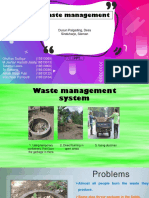 Dusun Palgading_Waste Management