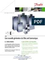Danfoss Filtre Antiharmonique a Hf