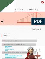 Semana 1 - La Ingeniería Civil Historia y Alcance 1.pptx