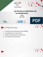 OMM- CH2 Forme Et Opérations de Maintenance 1718 ESPRIT (1)