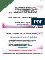 Desenvolvimento de Novos ProdutosServicos e Funil de Ideias
