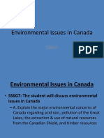 environmental issues in canada for website