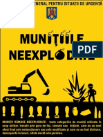 Flyer Munitie Neexplodata