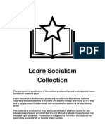 Learn Socialism - Full Collection - Text Only Version