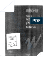 Wisc IV Manual de Administracion y Puntuacion