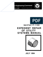 Expedient Repair of Utility Systems Manual