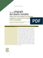 La pedagogía del diseño invisible.pdf