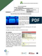 Ficha Conhecimento - Virus