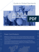Guide to Specifying Global Power Cords