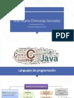 Tema 2 - Lenguajes de Programación