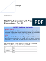 Wi Cswip 3.1 Part 10