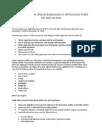 User Manual for NEET PG