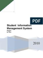 Studinfo Report