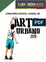 Convocatoria Arte Urbano 2019