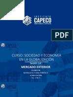 Sociedad y Economía en La Globalización 2019-II Sesión 14
