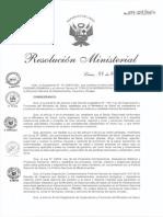 Resolucion Ministerial n 1097 2019 Minsa