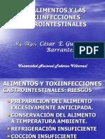 10019036_los Alimentos y Las Toxinfecciones Gastrointestinales Riesgos