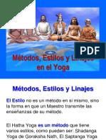 Linajes en El Yoga
