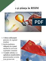Formarea RSSM