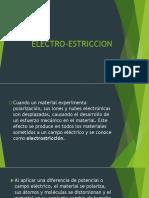 Electro Estriccion