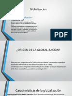 Globalicacion y Economia