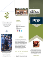 final brochure the store
