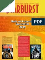 STARBURST Magazine - Media Pack 2019