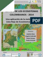 Etter Etal 2015 National Rle Assessment Final Report Colombia Sp