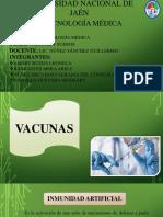 Vacunas y Sueros