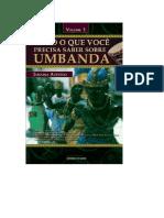 DocGo.net Baixar Livro Tudo o Que Voce Precisa Saber Sobre Umbanda Volume 1 de Janaina Azevedo PDF eBook, Mobi, Epub.pdf
