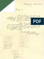 Brief van Anton Eich (hoofd Stamperij DRU Ulft) aan Bertus Sessink