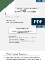 Finance L4