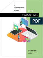 Trabajo Final Obligatorio 2019