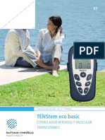 TENS ECO BASIC GUIDE