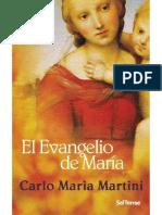 El Evangelio de María - Carlo María Martini