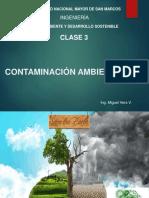 informe 3 Contaminacion Ambiental