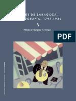 Cafés de Zaragoza. Su Biografía, 1797-1939