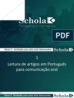 FormacaoDe Professores Schola