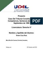Derecho Internacional Privado- PROYECTO 2° parcial