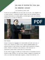 Comandos Básicos Para La Terminal de Linux Que Todos Los Usuarios Deberían Conocer