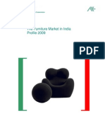 Furniture Industry India - 2009