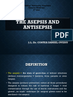 02 - Asepsis and Antisepsis
