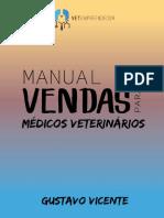 E-book - Manual de Vendas Para Médicos Veterinários