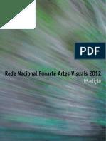 Catalogo Rede Nacional Artes Visuais