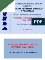 Intereses - Peritaje Unsa Oct-2019