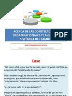 acercadelasconstelacionesorganizacionalesylagestinsistmicadelcambio-140117190844-phpapp01