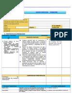 Formato _Unidad Didáctica -Secundaria - Ayuda en Accion